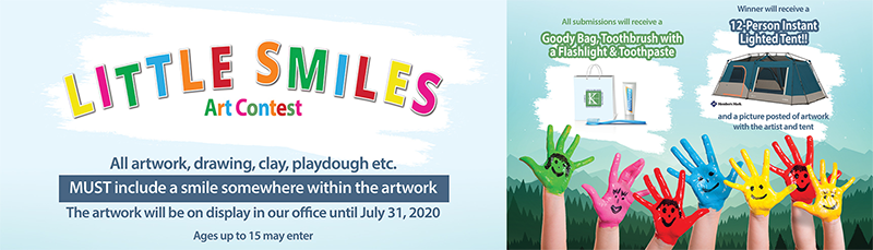 Little Smiles Art Contest