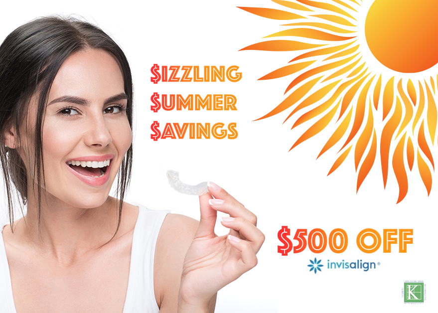 Invisalign 1 Day Special Offer
